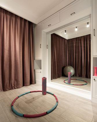 90平米欧式风格健身室欣赏图