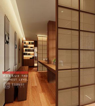 140平米别墅日式风格书房设计图