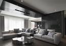 140平米三室三厅地中海风格客厅效果图