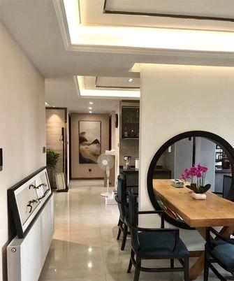 100平米三室两厅中式风格走廊欣赏图