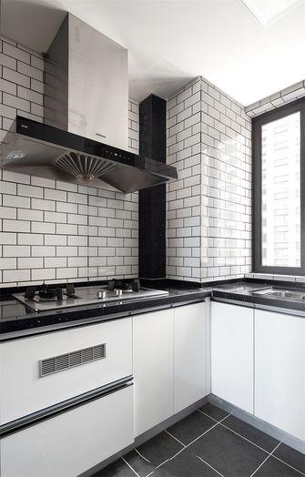 120平米三现代简约风格厨房欣赏图