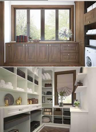 140平米三室两厅新古典风格厨房装修案例