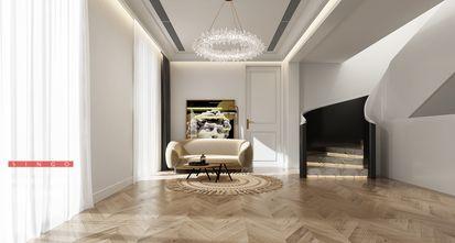 140平米别墅现代简约风格客厅装修效果图