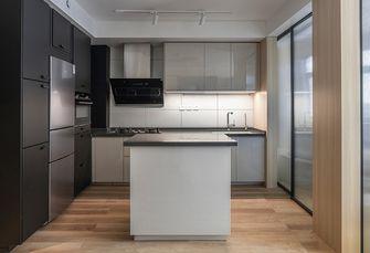 60平米三室一厅日式风格厨房装修案例