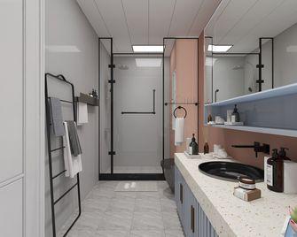 60平米公寓混搭风格卫生间设计图