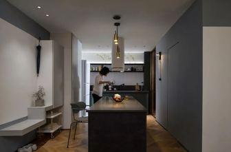 70平米公寓现代简约风格餐厅图片大全