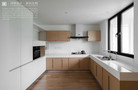 140平米复式日式风格厨房装修案例