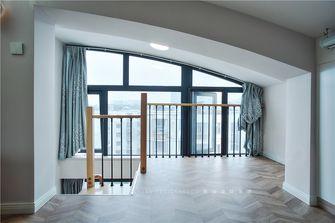 130平米复式北欧风格阁楼装修案例