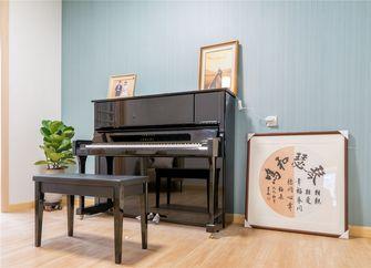 100平米三室两厅日式风格影音室图片大全