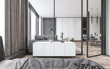 50平米小户型现代简约风格卧室装修效果图
