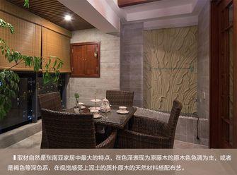 富裕型140平米复式东南亚风格其他区域装修图片大全