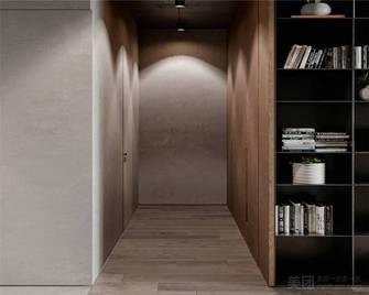 70平米现代简约风格走廊设计图