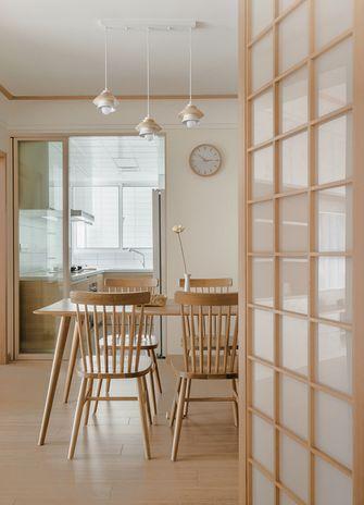 90平米日式风格餐厅图片