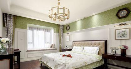 140平米三美式风格卧室设计图