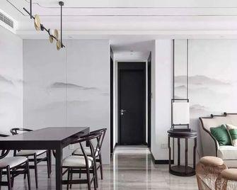 70平米中式风格走廊图片