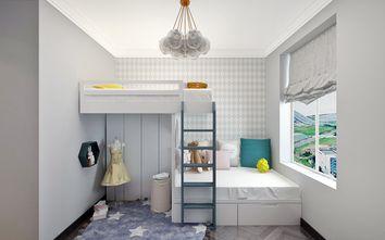 120平米北欧风格儿童房欣赏图