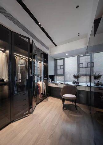 140平米四室一厅混搭风格衣帽间装修案例