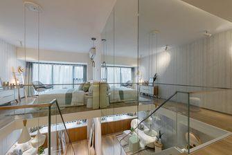 50平米小户型北欧风格楼梯间欣赏图