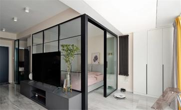 50平米小户型现代简约风格客厅图片大全