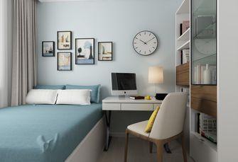 140平米三室两厅北欧风格卧室效果图
