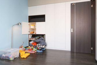 110平米现代简约风格儿童房装修案例