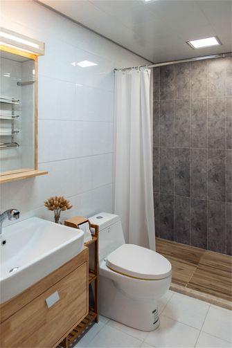 100平米三日式风格卫生间装修案例
