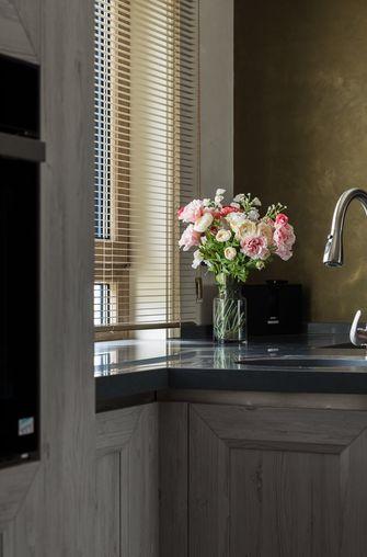 120平米四室两厅现代简约风格厨房效果图