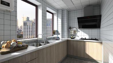 经济型110平米三室一厅新古典风格厨房设计图
