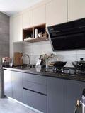 50平米公寓新古典风格厨房装修案例