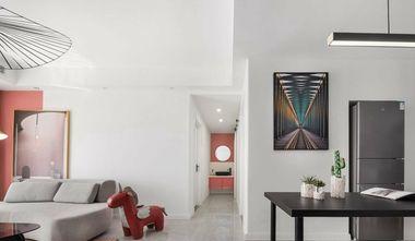 70平米三室两厅宜家风格餐厅图