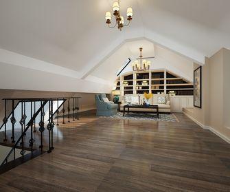 20万以上140平米别墅美式风格储藏室欣赏图