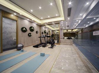 混搭风格健身室图片
