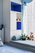 60平米一室一厅混搭风格儿童房图片大全