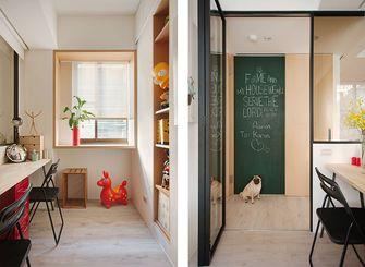 60平米一室一厅混搭风格其他区域设计图