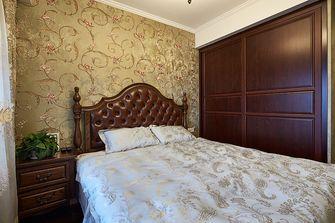 120平米四室一厅新古典风格卧室欣赏图