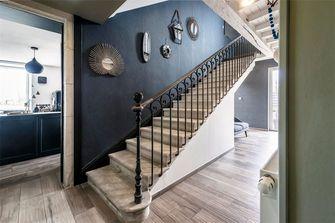 15-20万140平米别墅现代简约风格楼梯图片
