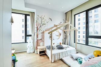 130平米四室两厅日式风格儿童房图片