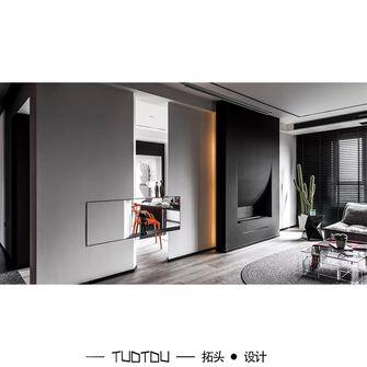3-5万130平米三室两厅混搭风格书房图片大全