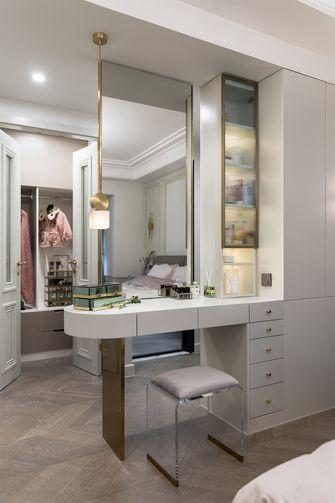 140平米三室两厅现代简约风格梳妆台图片大全