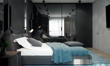 140平米三混搭风格卧室图片