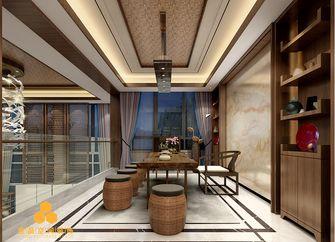 140平米别墅混搭风格阁楼设计图