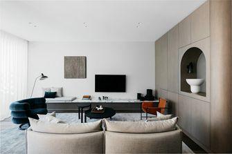80平米法式风格客厅图片大全