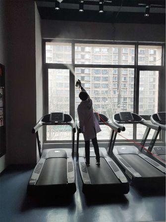 null风格健身室图片