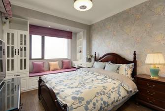 140平米四美式风格卧室图