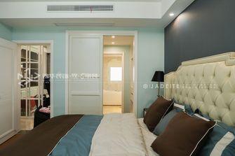 110平米三美式风格卧室图片