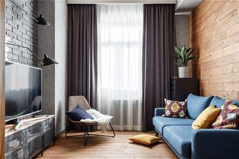 140平米复式北欧风格影音室装修案例