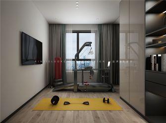 140平米三现代简约风格健身室装修效果图