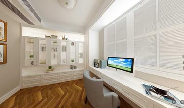 70平米欧式风格影音室装修案例