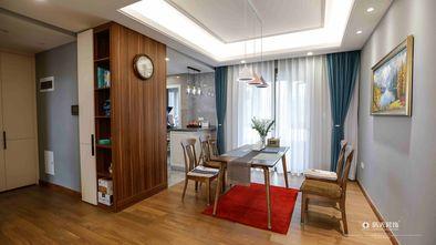 140平米四室两厅北欧风格餐厅设计图