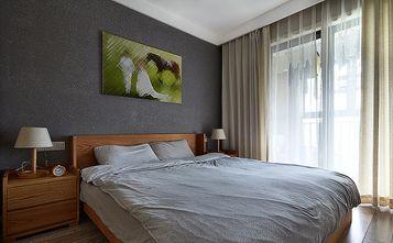 经济型120平米三室两厅东南亚风格卧室效果图
